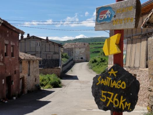 Santo Domingo de la Calzada - Belorado