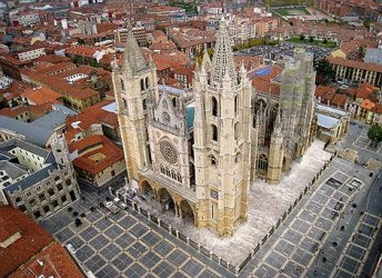 LEON cathedral