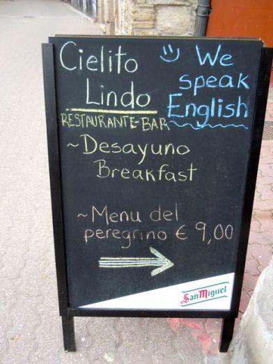 After the walk 2 menu2