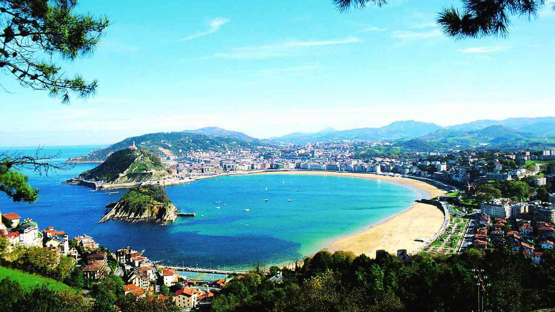 San Sebastian, a deserved and tasty trip after walking the ...