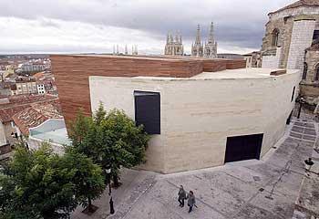 Museo dea arte caja de burgos