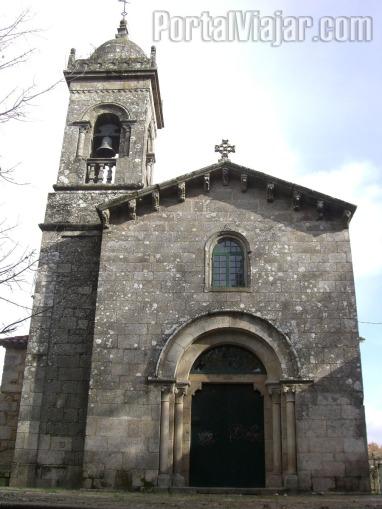 Santa Susana Church at the Alameda park