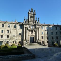 San Martin Pinario Monastery