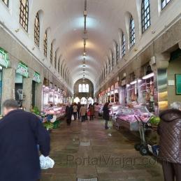 Big market of the city