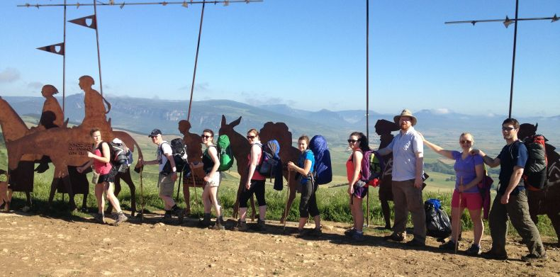Last-Years-Camino-Group